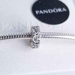 PANDORA Spacer Disney, Mickey All Around/Silver